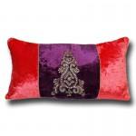 Royal Velvet Cushion Cover By Cherish
