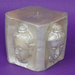 Silver Buddha Candle By Rituals